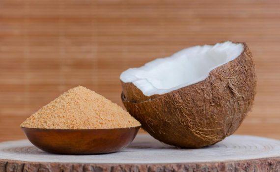 Sucre de noix de coco vs. Stévia