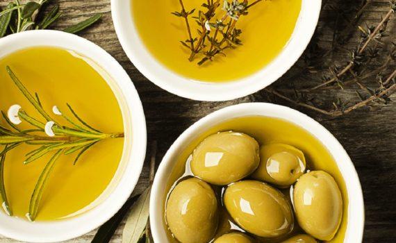 Huile de carthame vs. Huile d'olive