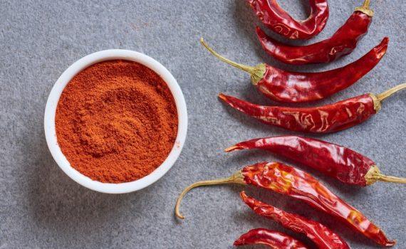 Paprika vs. Piment de Cayenne