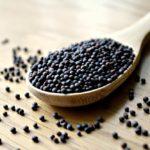 Que sont les graines de moutarde noire ?