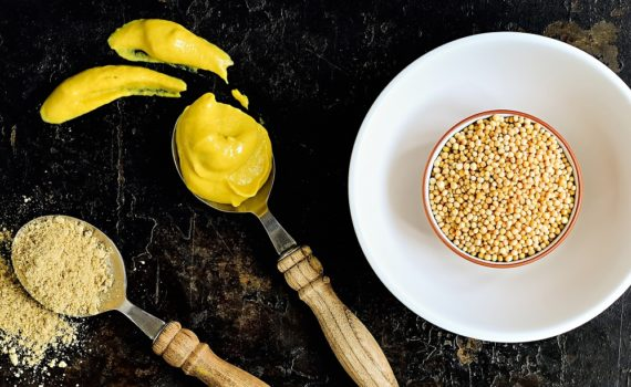 Qu'est-ce que la moutarde ?