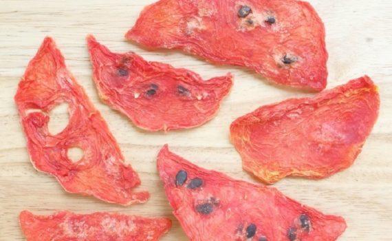 Comment déshydrater des pastèques ?