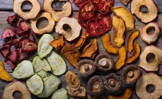 Comment déshydrater les aliments ?