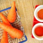 Comment faire de la poudre de carotte ?