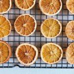 Comment faire sécher des citrons ?