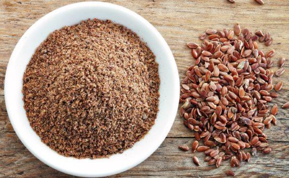 Comment moudre des graines de lin ?