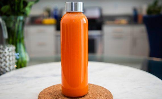 Comment faire du sirop de carotte ?