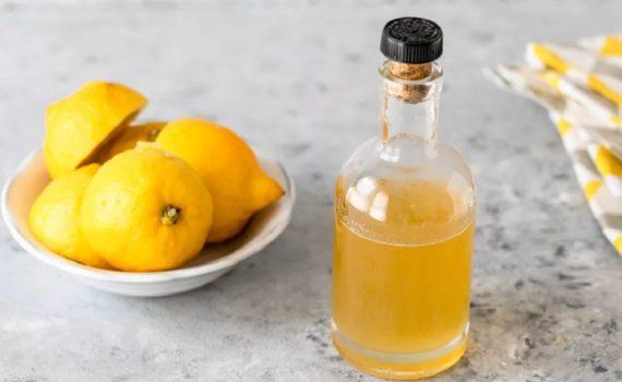 Comment faire du sirop de citron ?