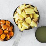 Comment faire du sirop de curcuma-gingembre ?