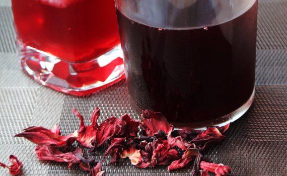 Comment faire du sirop d'hibiscus ?