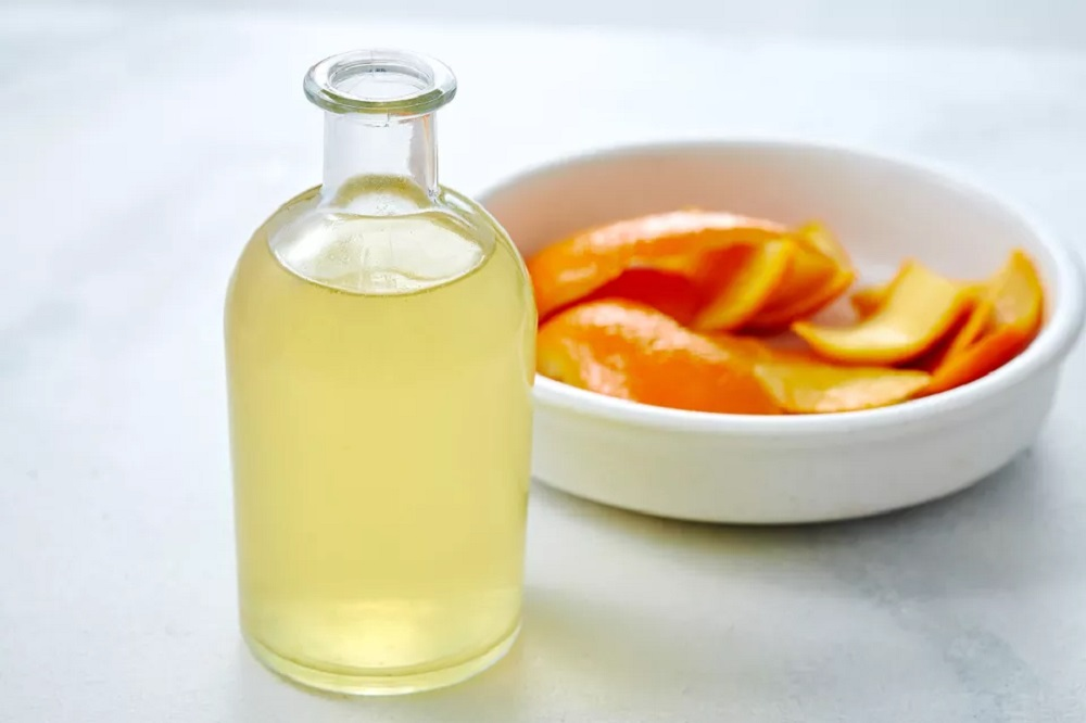 Comment faire du sirop d'orange ?