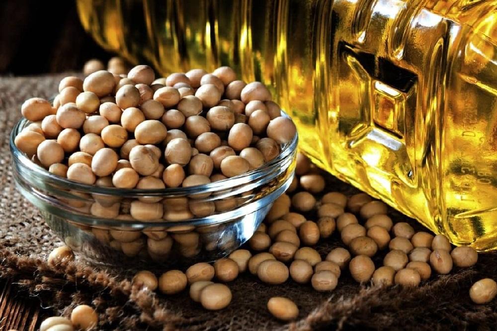 Huile de soja vs. Huile d'olive